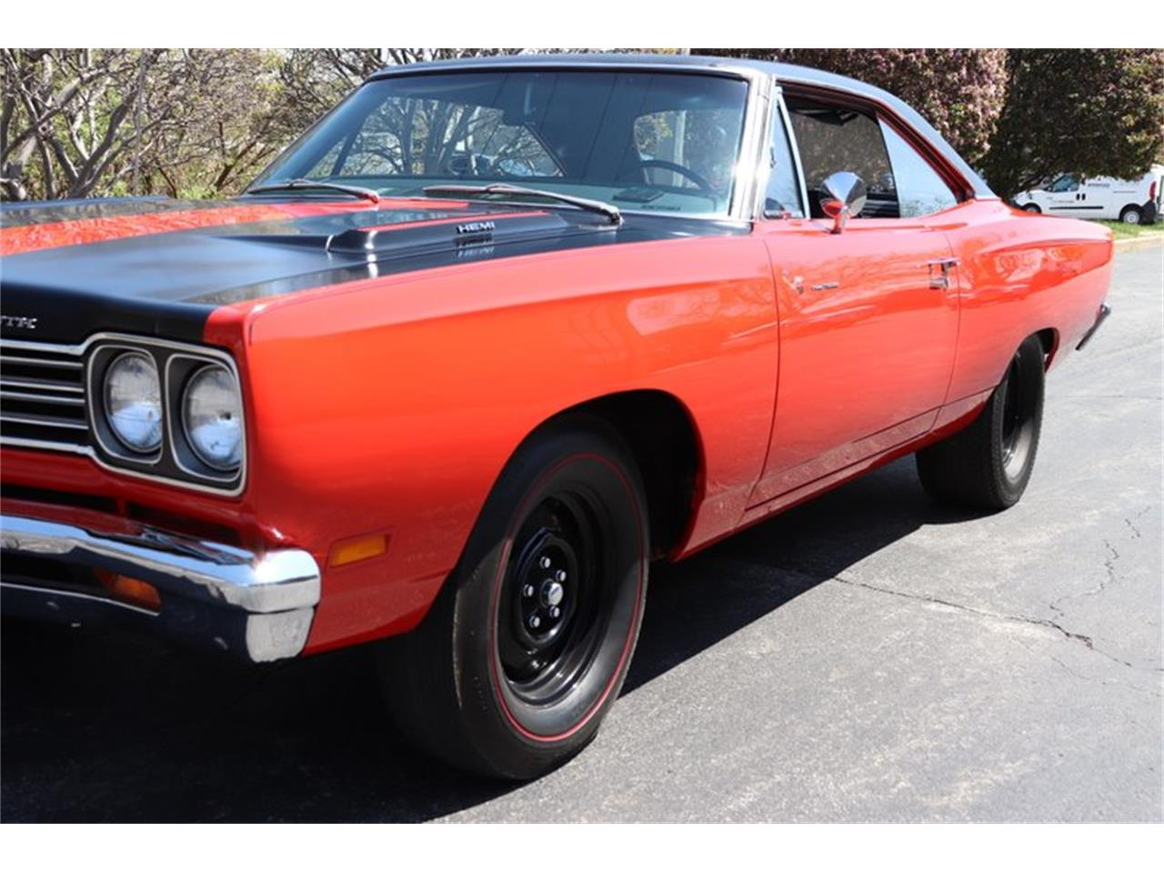 Large Picture of Classic 1969 Road Runner Offered by Midwest Car Exchange - NENK