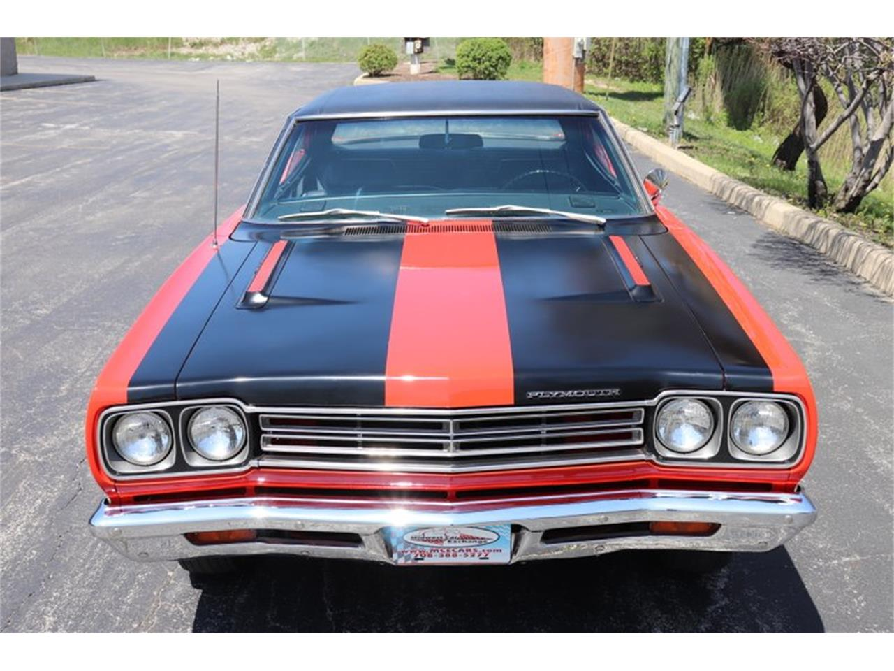 Large Picture of Classic '69 Plymouth Road Runner located in Illinois - $89,900.00 Offered by Midwest Car Exchange - NENK