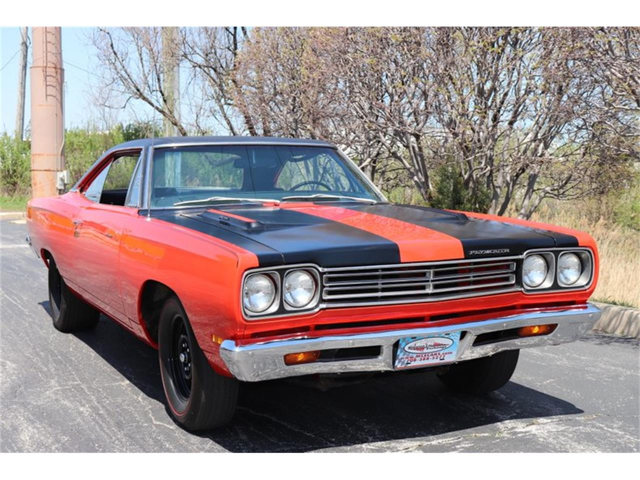 Large Picture of 1969 Plymouth Road Runner located in Alsip Illinois - NENK