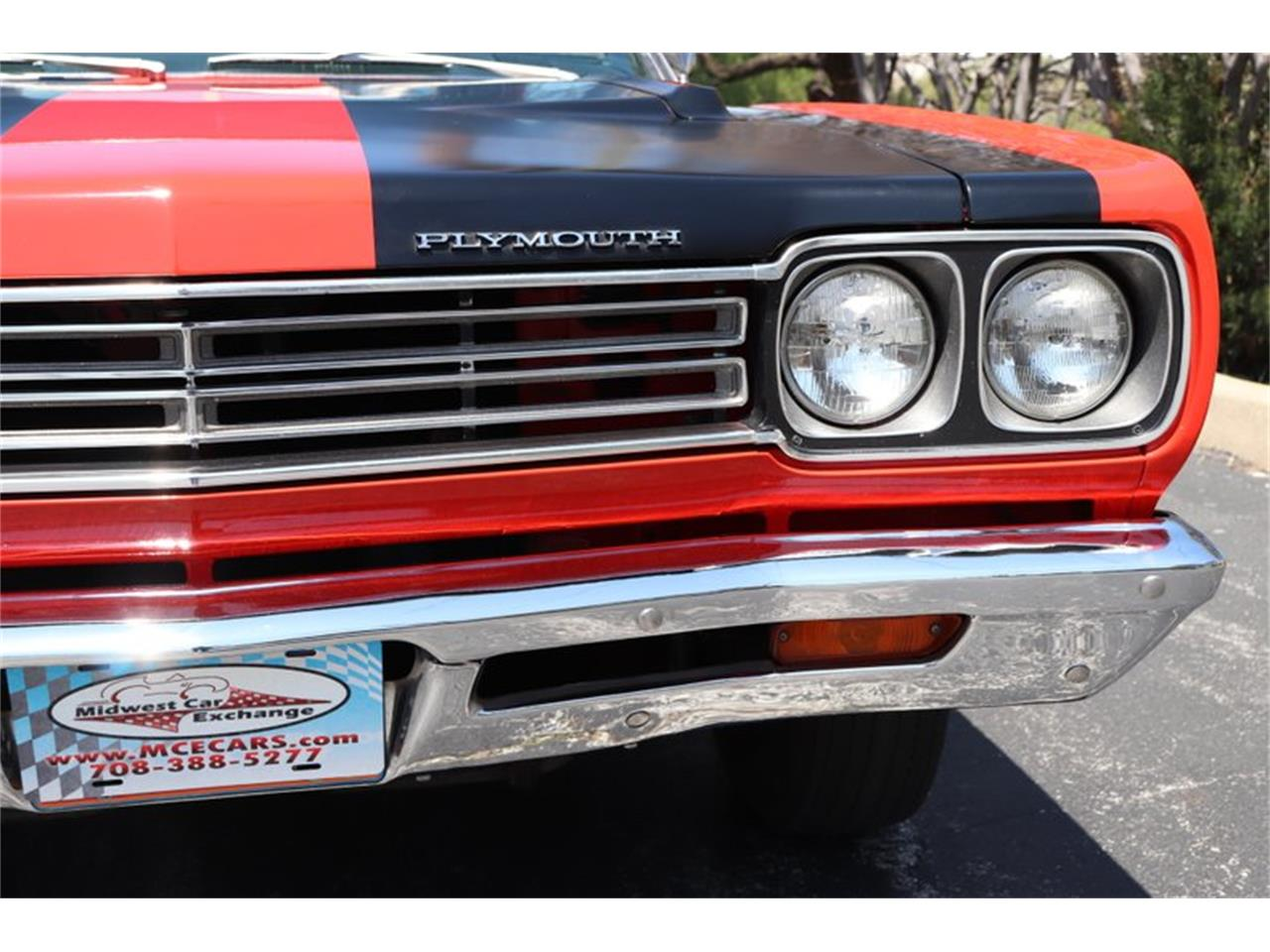Large Picture of 1969 Plymouth Road Runner located in Illinois - $89,900.00 - NENK