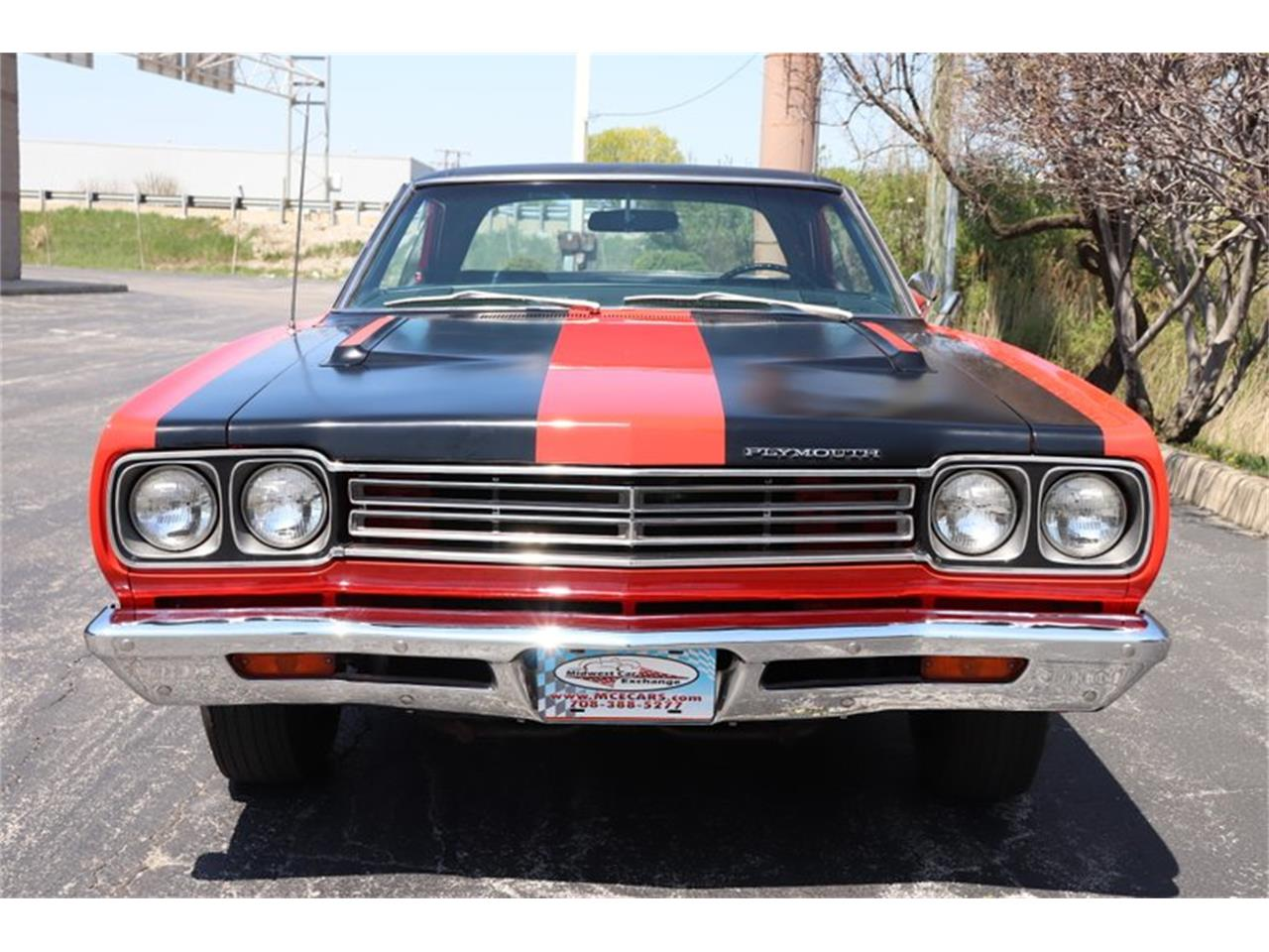 Large Picture of Classic 1969 Plymouth Road Runner - $89,900.00 Offered by Midwest Car Exchange - NENK