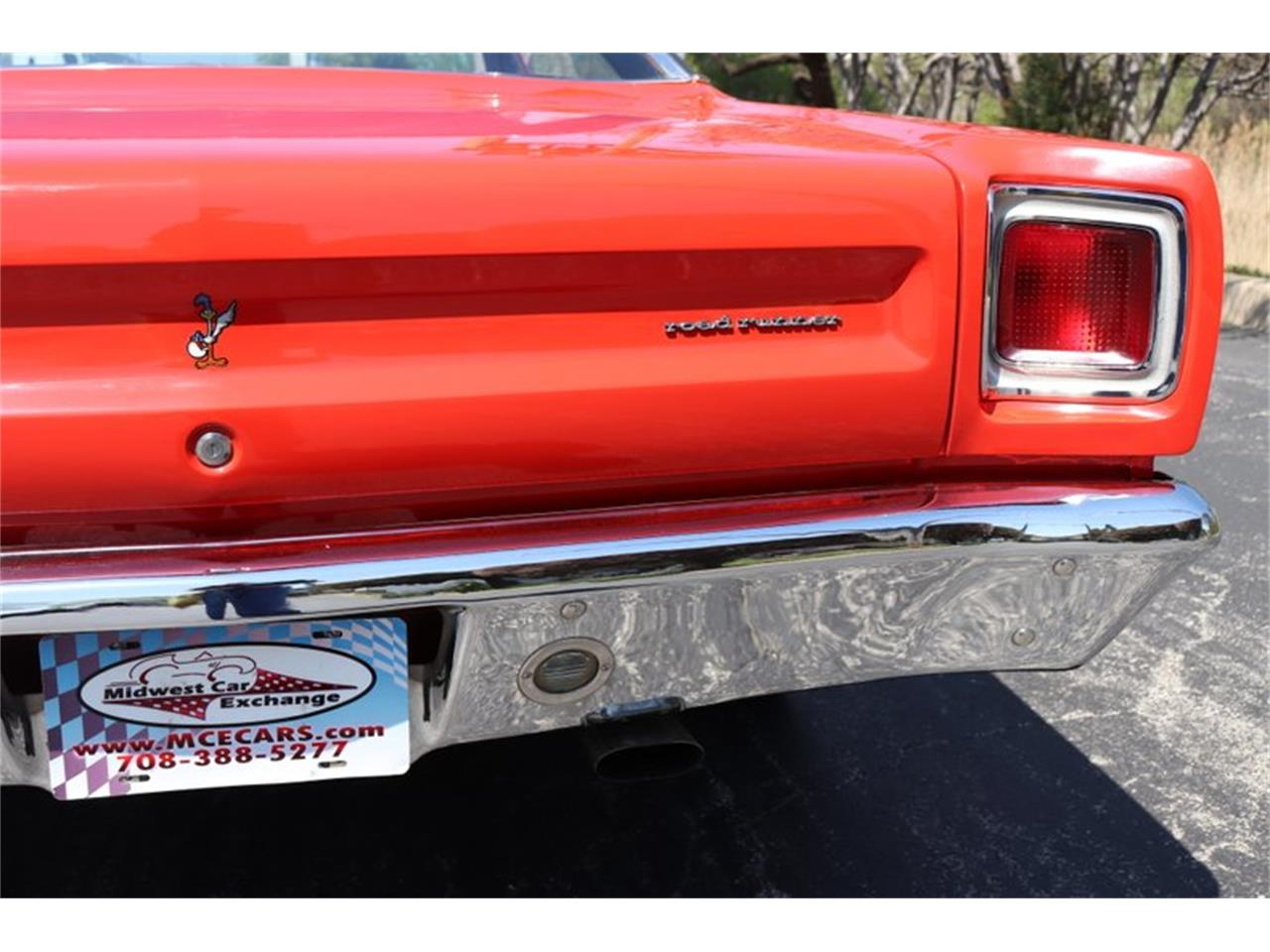 Large Picture of Classic 1969 Plymouth Road Runner - $89,900.00 - NENK