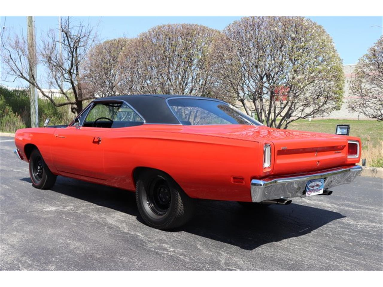 Large Picture of 1969 Plymouth Road Runner - NENK