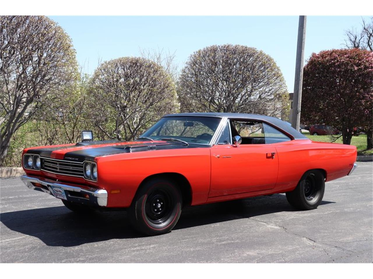 Large Picture of '69 Road Runner - $89,900.00 Offered by Midwest Car Exchange - NENK