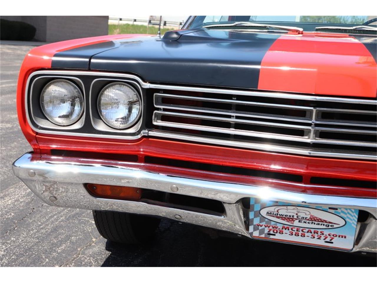 Large Picture of '69 Plymouth Road Runner located in Alsip Illinois - NENK