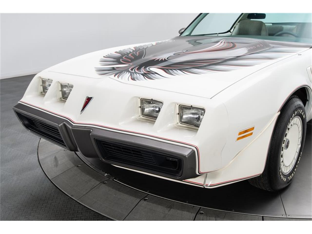 Large Picture of '80 Firebird Trans Am Turbo Indy Pace Car Edition - NENL