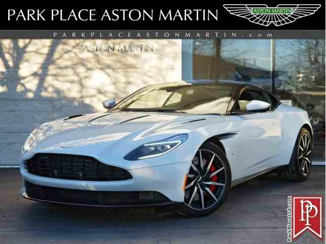 Picture of '18 Aston Martin DB11 located in Bellevue Washington - $268,734.00 Offered by  - NENS