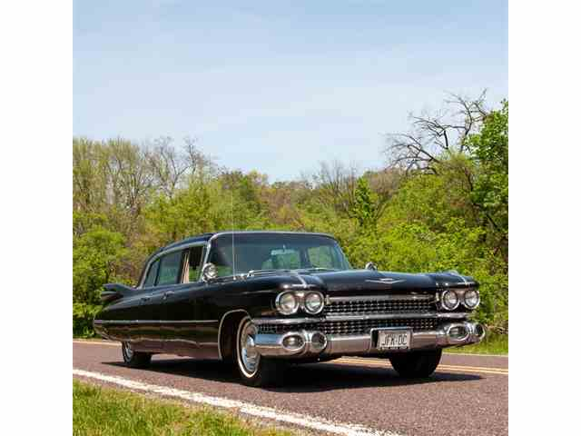 Picture of '59 Fleetwood Series 75 Limousine - NENV