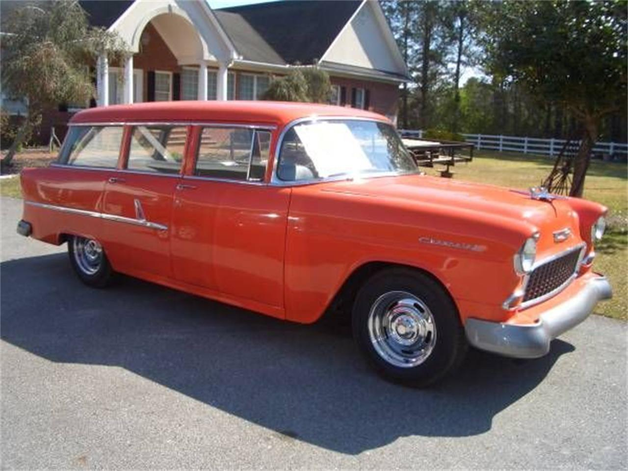 1955 Chevrolet Station Wagon for Sale | ClassicCars.com ...