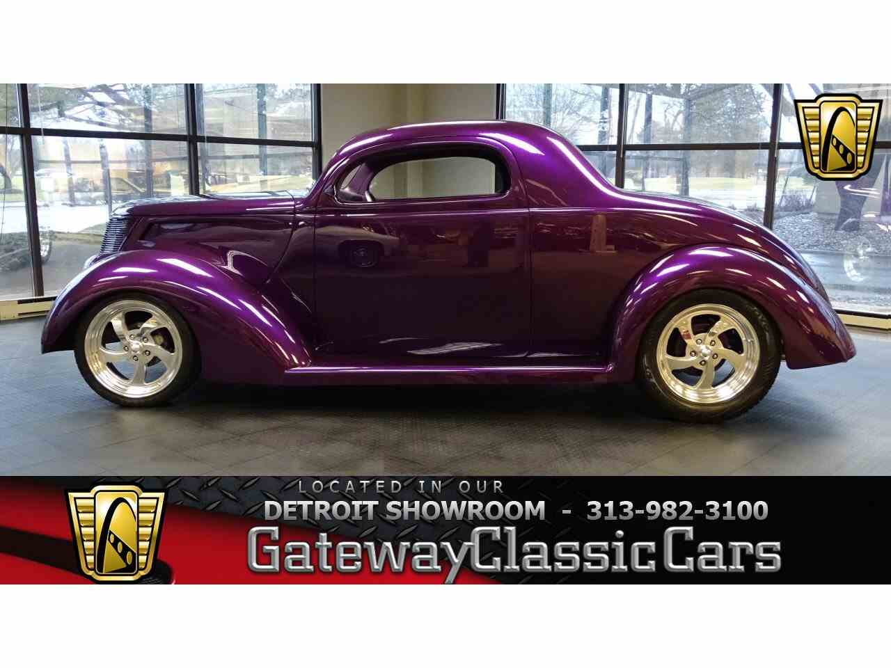 1937 Ford 3-Window Coupe for Sale | ClassicCars.com | CC-1092128