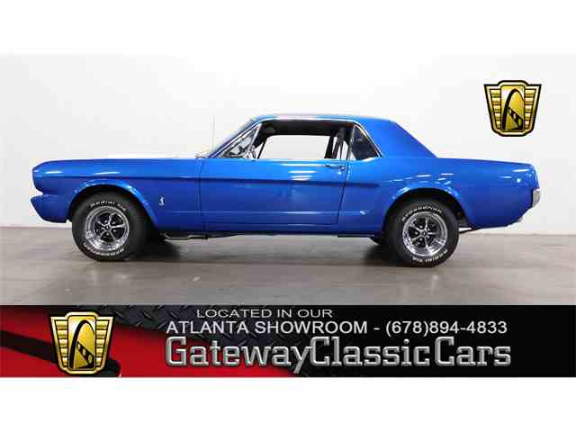 Picture of '66 Ford Mustang - NEP1