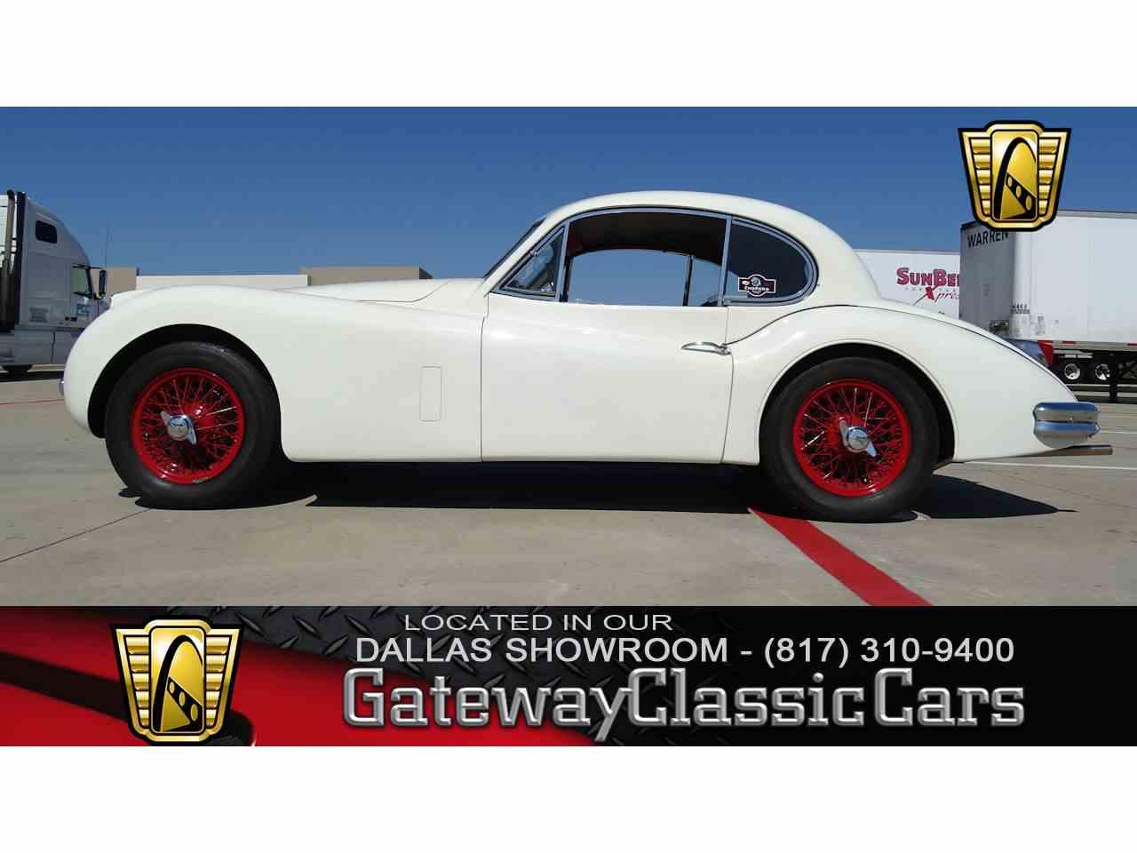 1957 Jaguar XK140 for Sale | ClassicCars.com | CC-1092134