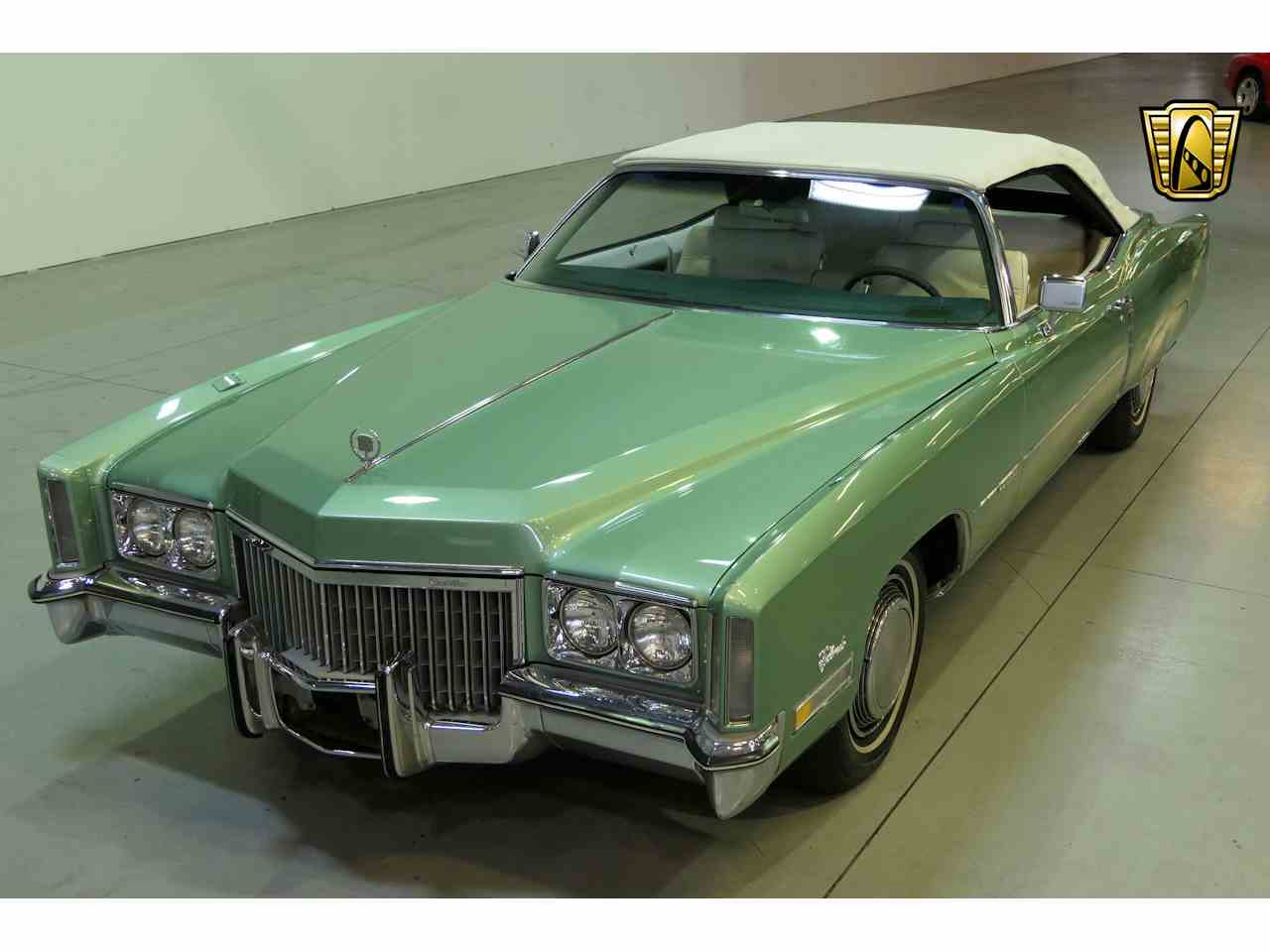 Large Picture of '72 Cadillac Eldorado located in Lake Mary Florida - NEP5