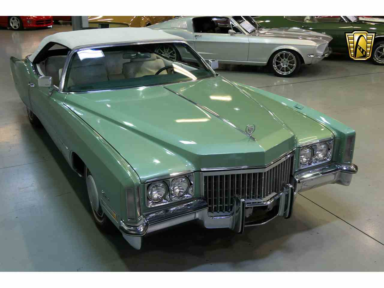 Large Picture of '72 Cadillac Eldorado located in Lake Mary Florida - $25,995.00 - NEP5
