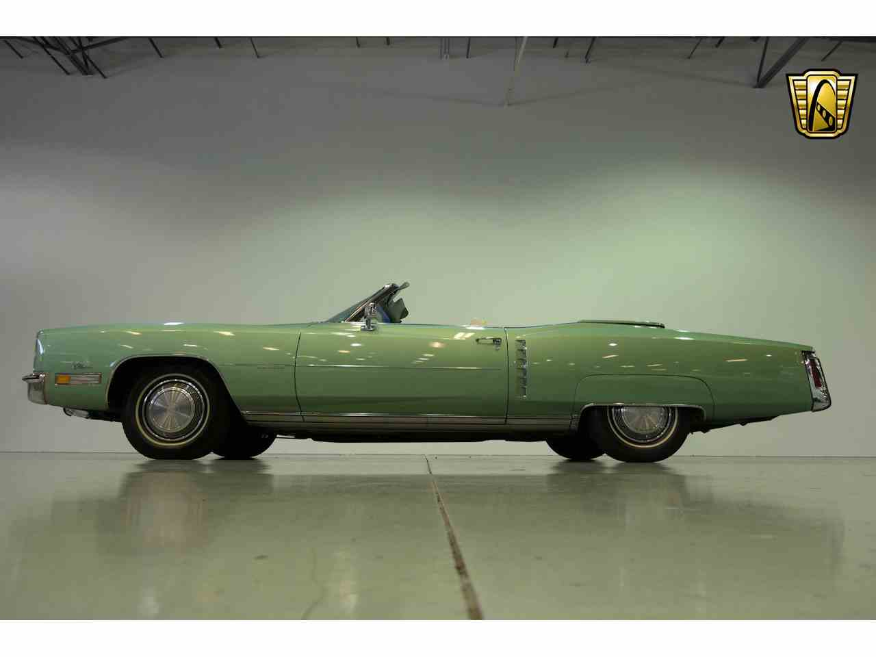 Large Picture of 1972 Eldorado - $25,995.00 Offered by Gateway Classic Cars - Orlando - NEP5