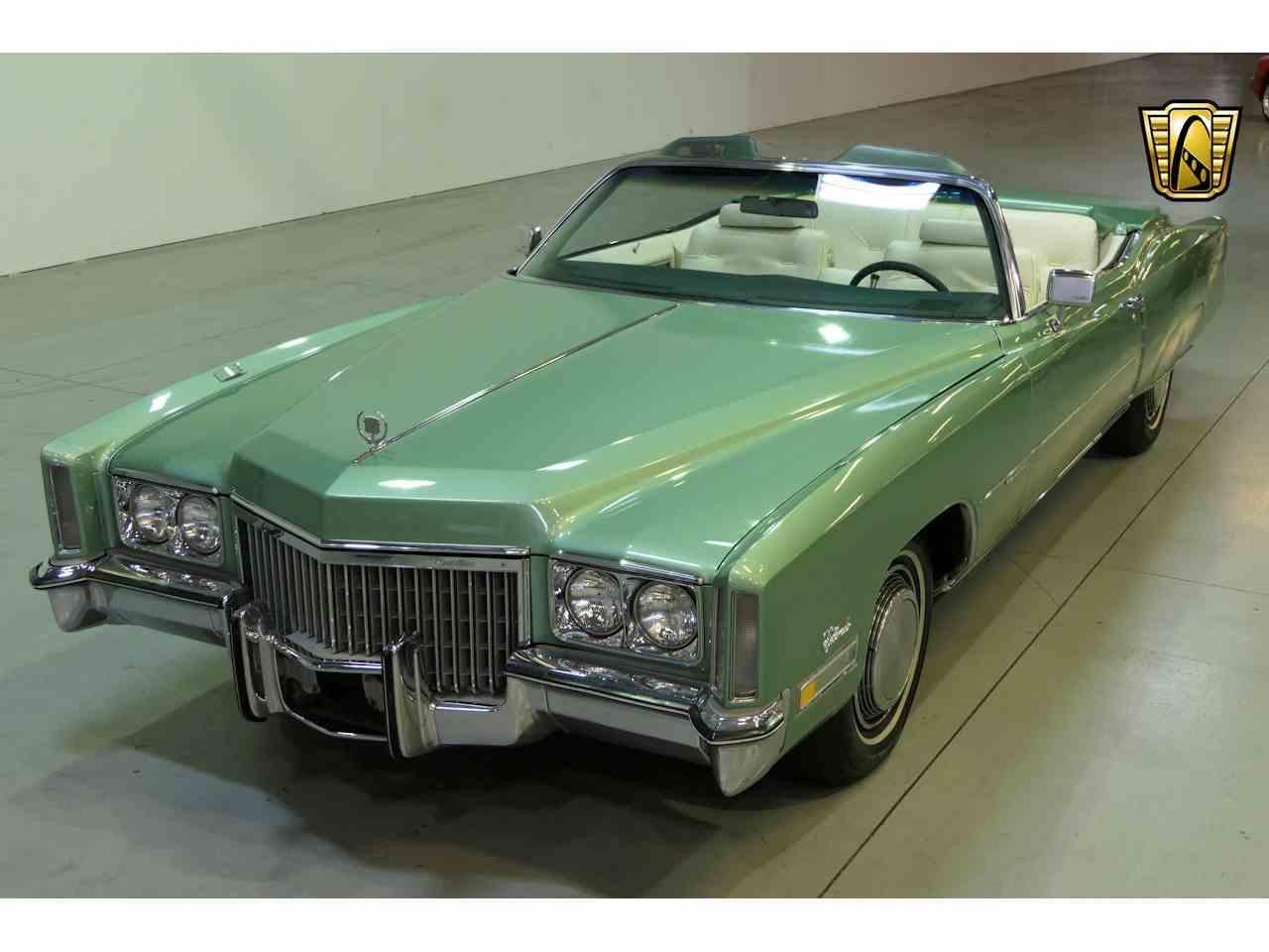 Large Picture of 1972 Eldorado - $25,995.00 - NEP5
