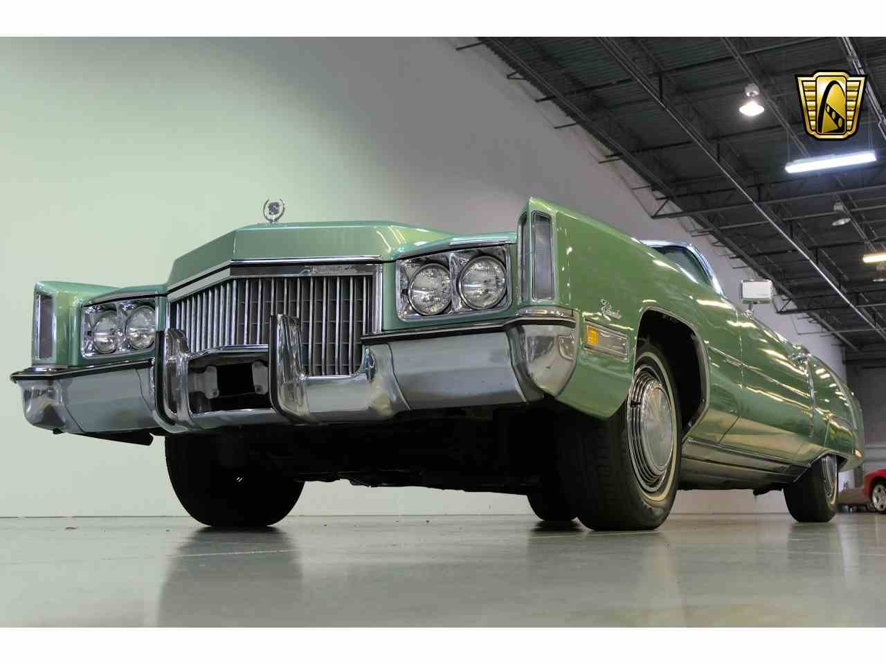 Large Picture of '72 Cadillac Eldorado located in Florida Offered by Gateway Classic Cars - Orlando - NEP5