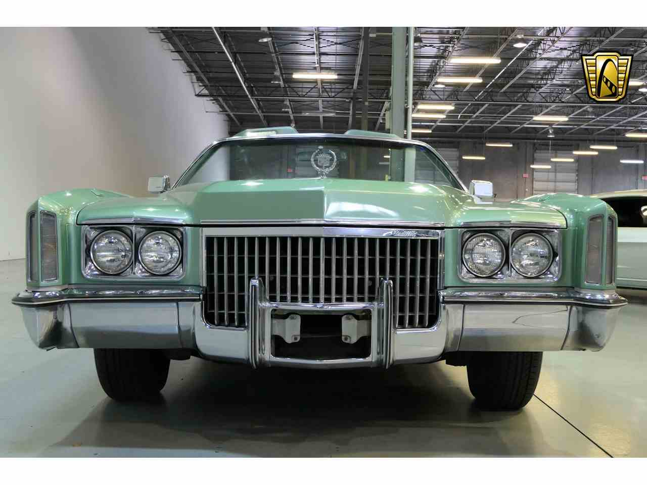 Large Picture of '72 Cadillac Eldorado located in Florida - $25,995.00 Offered by Gateway Classic Cars - Orlando - NEP5