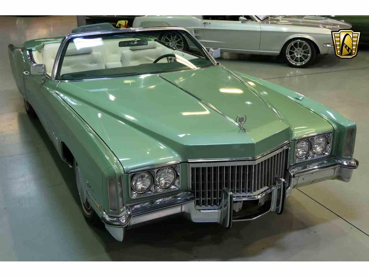 Large Picture of 1972 Cadillac Eldorado - NEP5