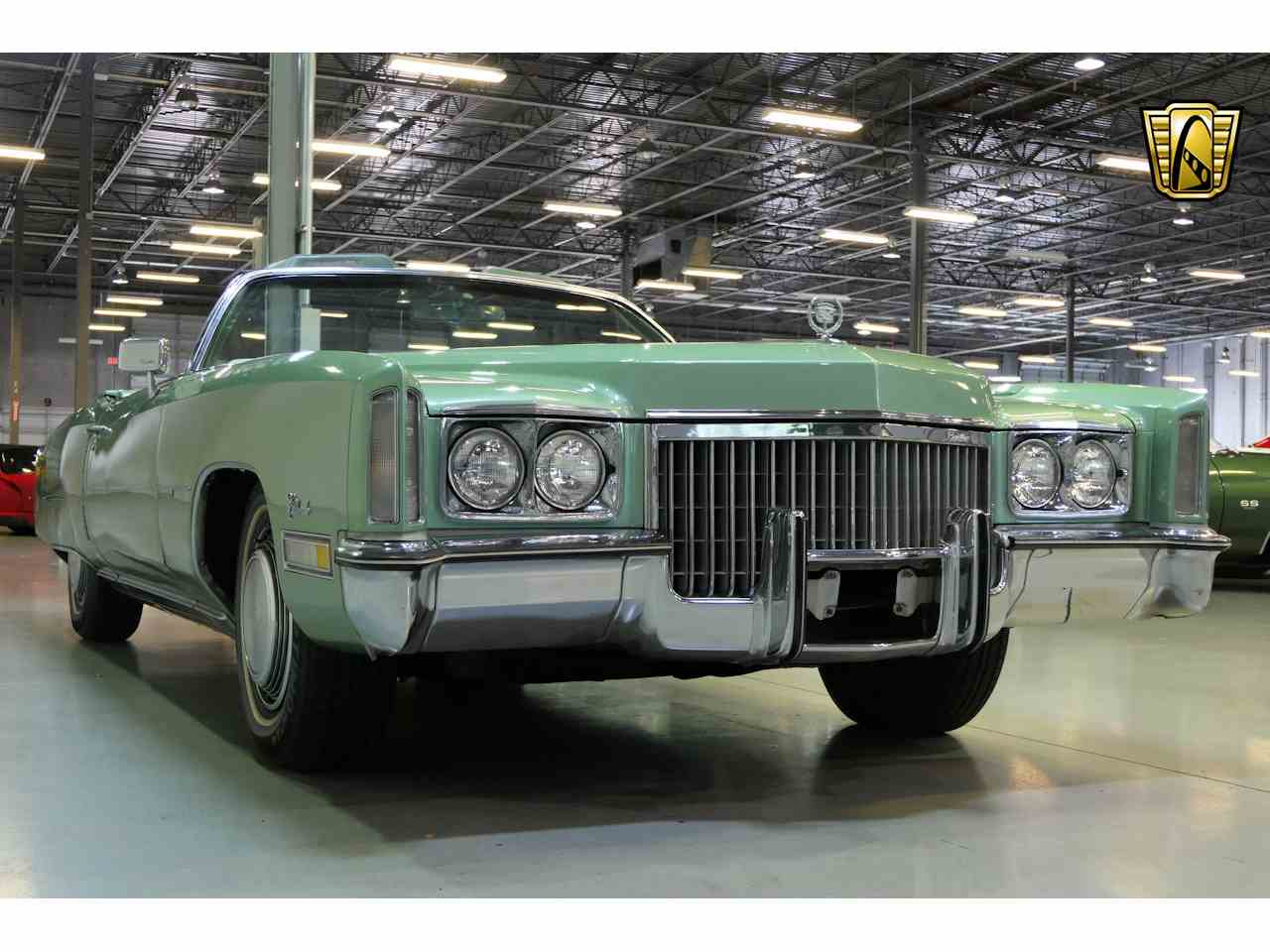 Large Picture of 1972 Cadillac Eldorado located in Florida - $25,995.00 Offered by Gateway Classic Cars - Orlando - NEP5