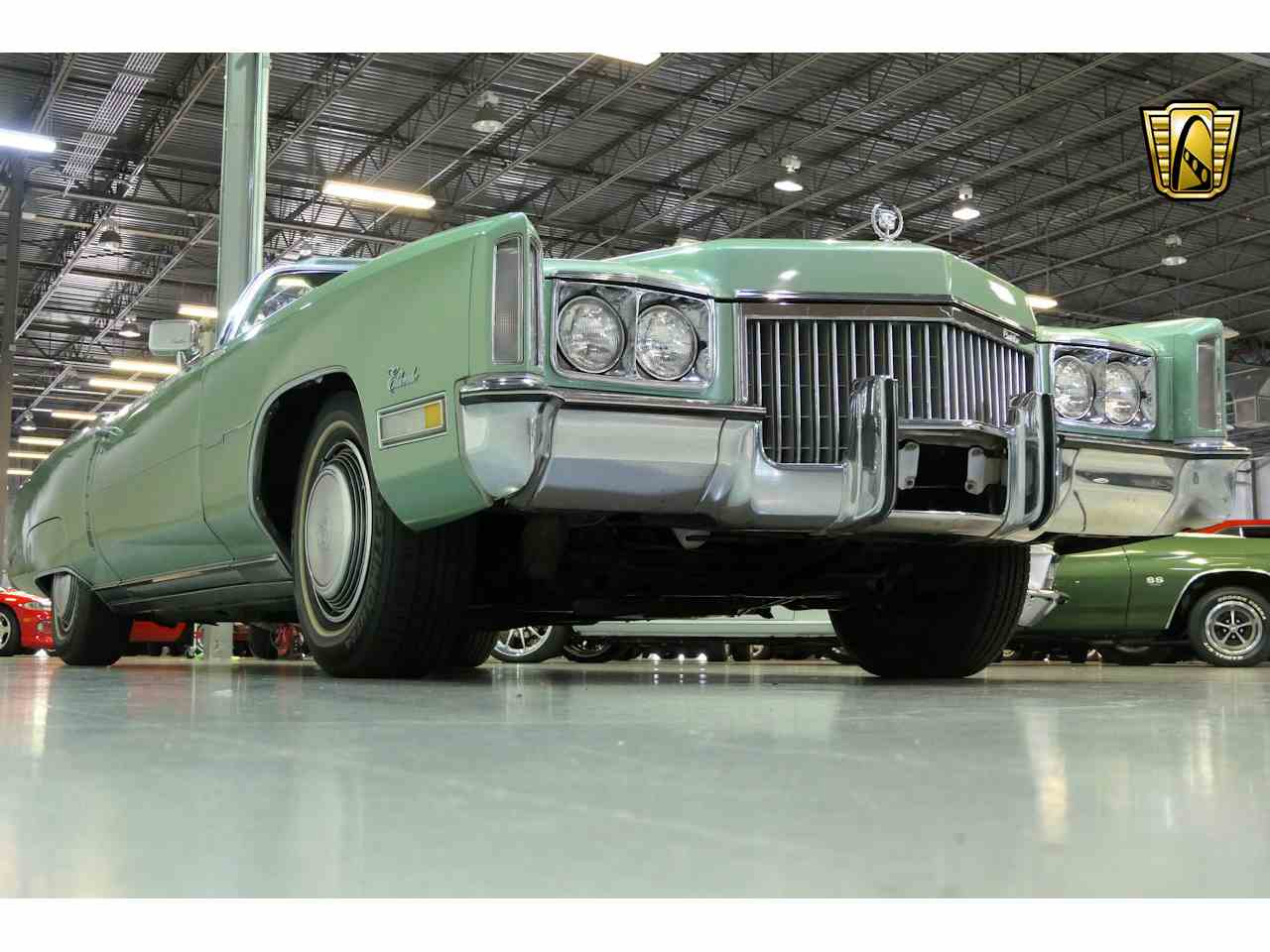 Large Picture of 1972 Cadillac Eldorado located in Lake Mary Florida - $25,995.00 Offered by Gateway Classic Cars - Orlando - NEP5