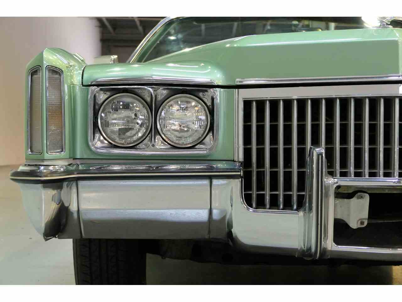 Large Picture of 1972 Cadillac Eldorado Offered by Gateway Classic Cars - Orlando - NEP5