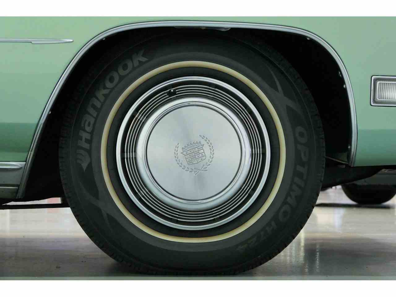 Large Picture of 1972 Cadillac Eldorado - $25,995.00 Offered by Gateway Classic Cars - Orlando - NEP5