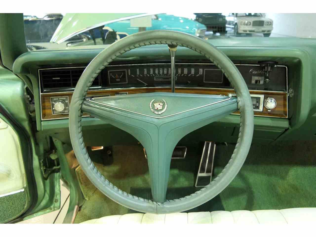Large Picture of '72 Cadillac Eldorado located in Florida - NEP5