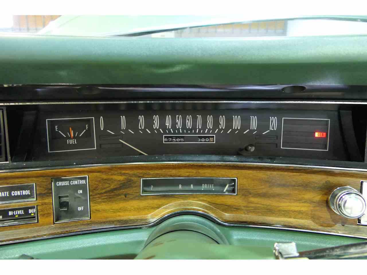 Large Picture of Classic 1972 Cadillac Eldorado - NEP5