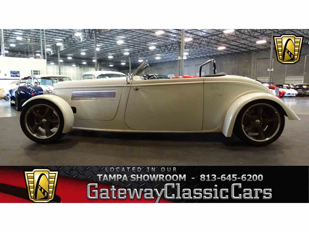 1933 Ford Roadster for Sale   ClassicCars.com   CC-1092146