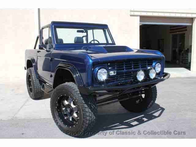 Picture of 1969 Ford Bronco - ND7T