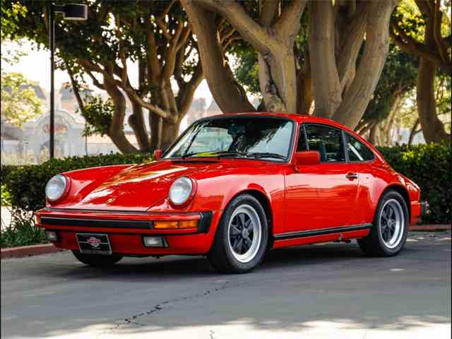 Picture of '87 911 - NEQ8