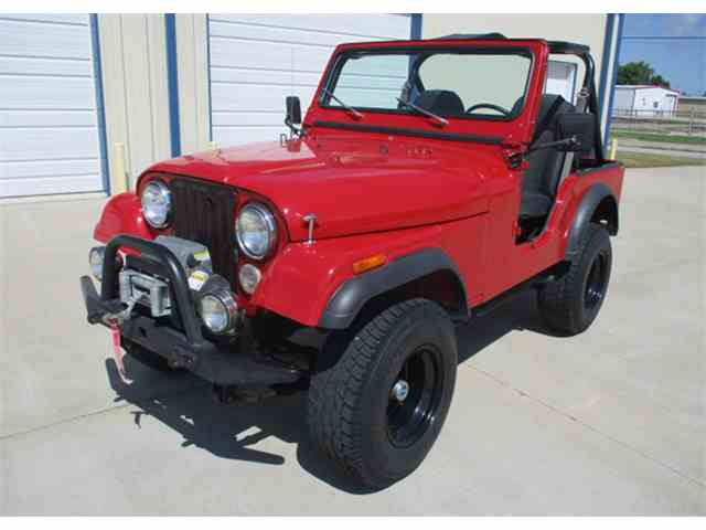 Picture of '83 CJ5 - NEQ9