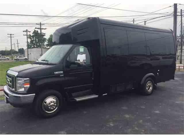 Picture of '14 Passenger Conversion Van - NEQD