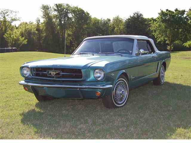 Picture of '65 Mustang - NEQF