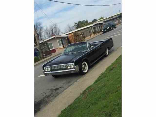 Picture of '62 Continental - NEQK
