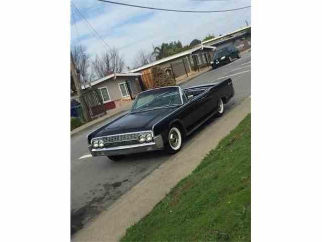Picture of 1962 Continental located in Michigan - $45,995.00 - NEQK