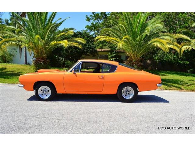 Picture of Classic '67 Barracuda Offered by  - NEQN