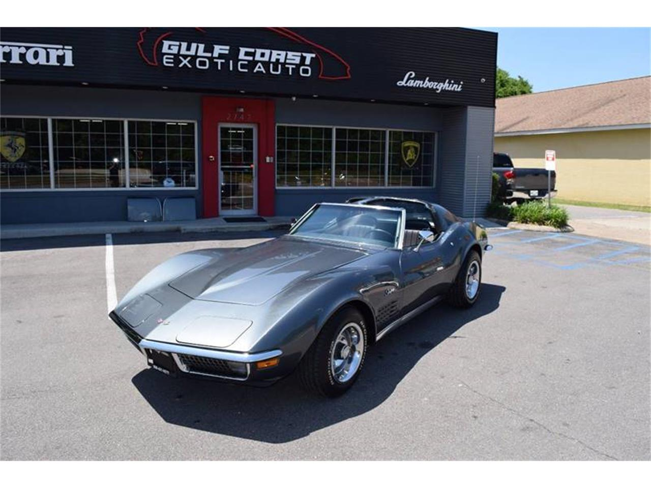 Large Picture of Classic 1970 Corvette Offered by Gulf Coast Exotic Auto - NEQX