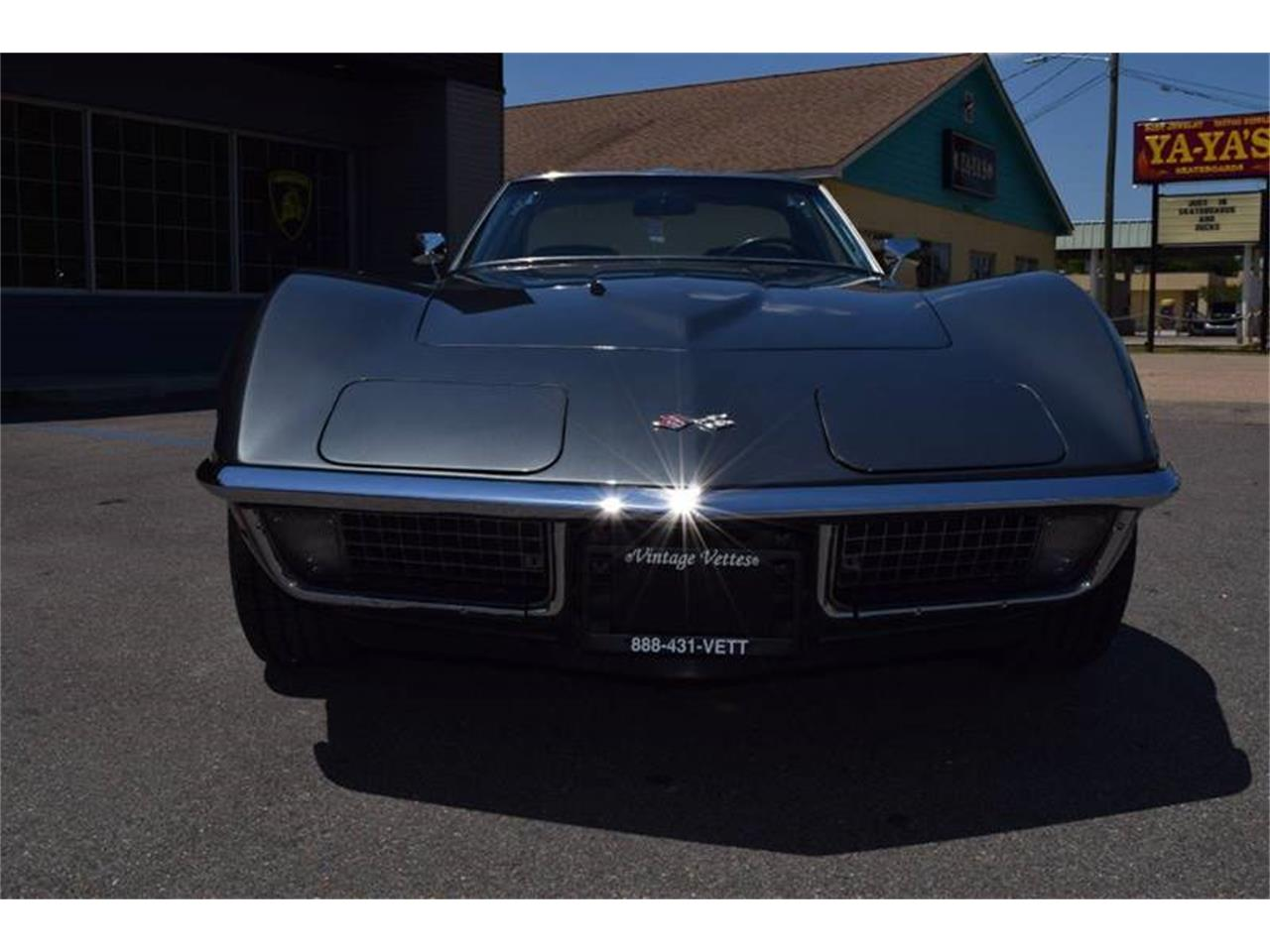 Large Picture of '70 Corvette located in Mississippi - $39,500.00 Offered by Gulf Coast Exotic Auto - NEQX