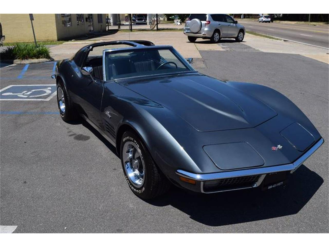 Large Picture of '70 Chevrolet Corvette located in Biloxi Mississippi - $39,500.00 Offered by Gulf Coast Exotic Auto - NEQX
