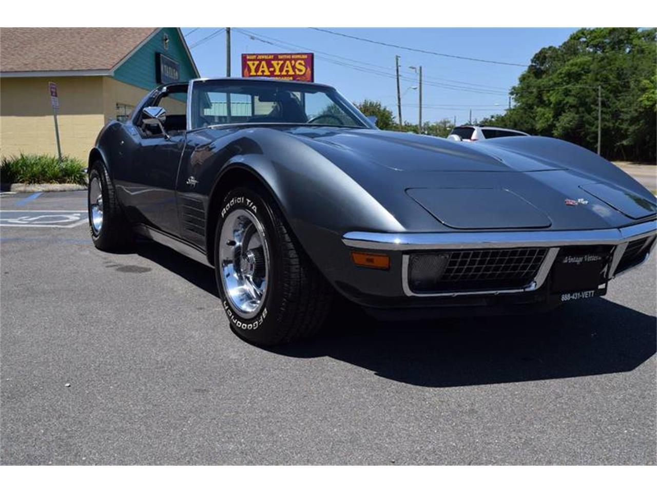 Large Picture of '70 Corvette located in Biloxi Mississippi - $39,500.00 - NEQX