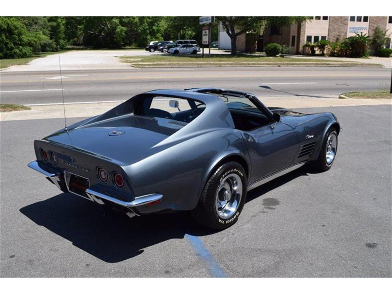 Large Picture of Classic 1970 Chevrolet Corvette located in Biloxi Mississippi - $39,500.00 - NEQX