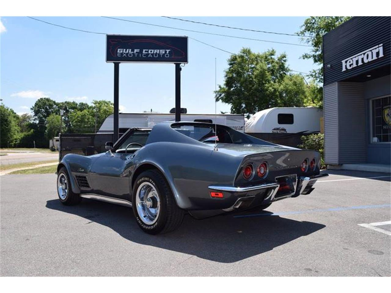 Large Picture of Classic '70 Chevrolet Corvette located in Mississippi - NEQX