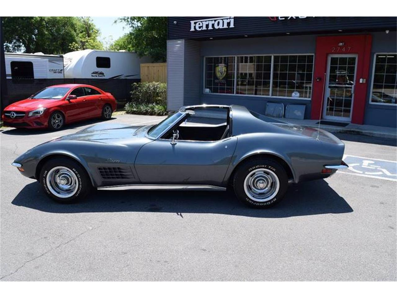 Large Picture of Classic '70 Corvette located in Mississippi Offered by Gulf Coast Exotic Auto - NEQX