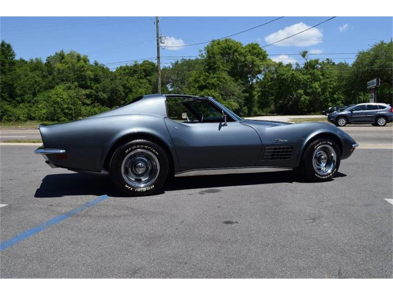 Large Picture of '70 Corvette - NEQX