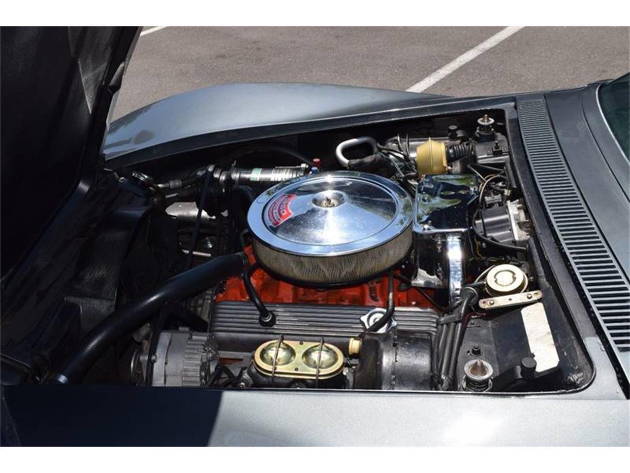 Large Picture of '70 Corvette - NEQX