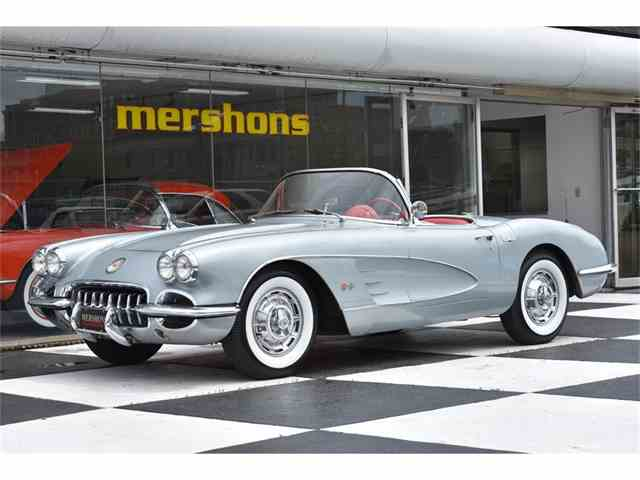 Picture of '60 Corvette - NER0