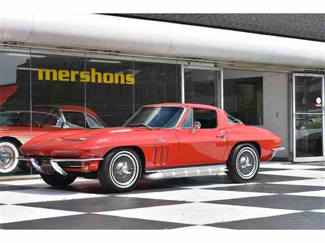 Picture of '66 Corvette - NERF