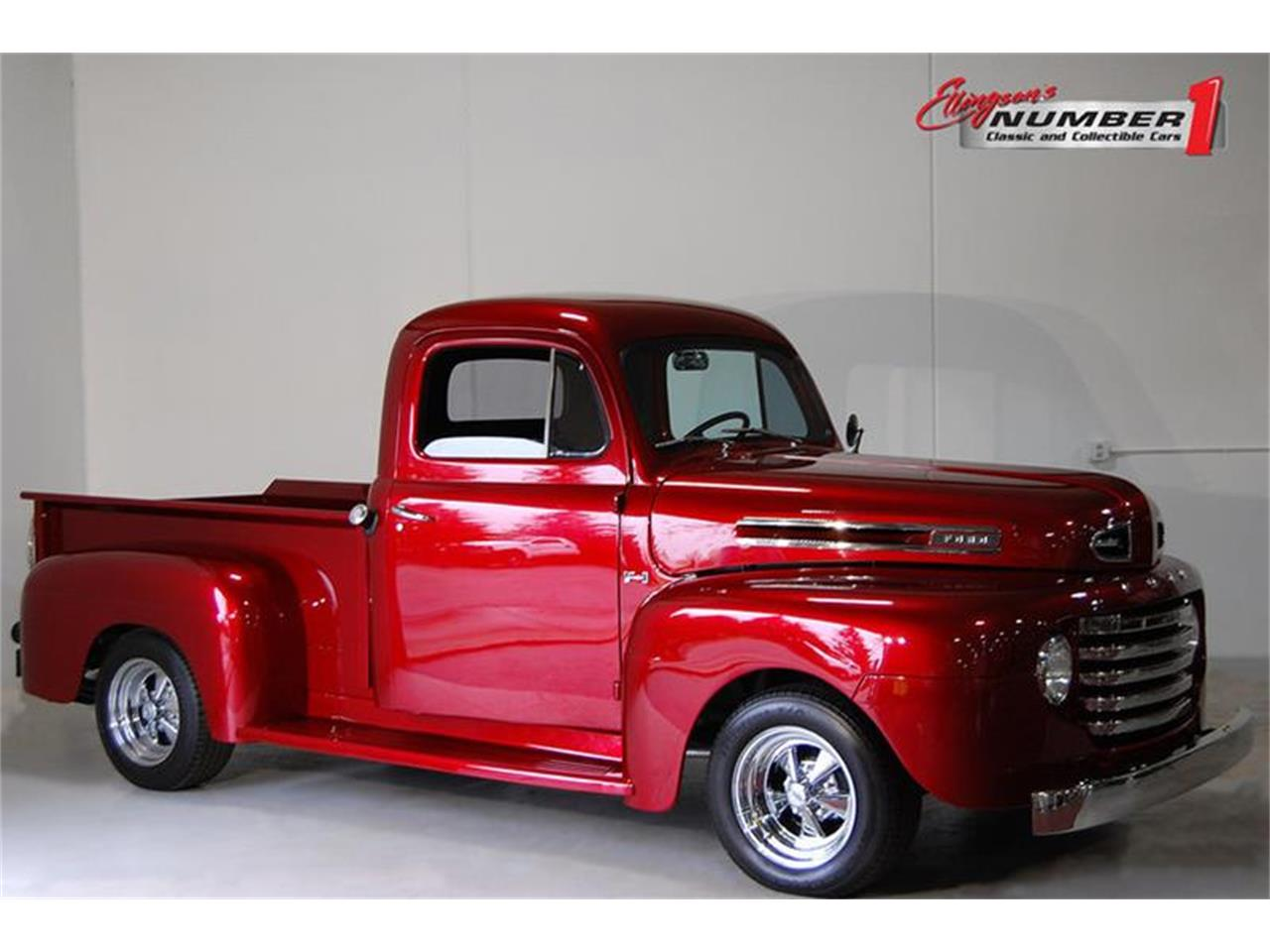 1948 Ford F100 For Sale Cc 1092224 Grain Truck In Rogers Minnesota